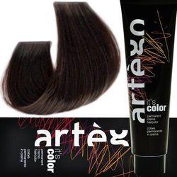 Artego it's color farba w kremie 150ml cała paleta kolorów 5.01 - 5na jasny delikatny popielaty brąz
