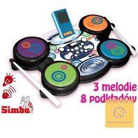 Instrumenty dla dzieci, SIMBA Perkusja Elektroniczna MP3