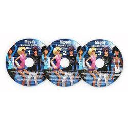 Auna Karaoke zestaw płyt CD+G 3 sztuki