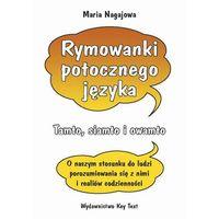 E-booki, Rymowanki potocznego języka - Maria Nagajowa