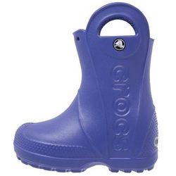 Crocs HANDLE IT RAIN BOOT KIDS Kalosze cerulean blue