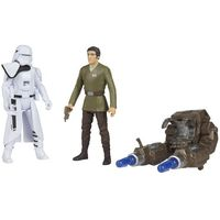 Figurki i postacie, Star Wars E7 zestaw figurek – 2ND HB officer a Blue SQ leader