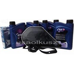Filtr oraz olej ELF G3 automatycznej skrzyni Pontiac Trans Sport 3,1 V6
