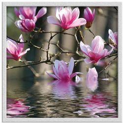 Obraz 30 x 30 cm Magnolie