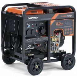 Agregat prądotwórczy DAEWOO DDAE 11000XE 8kW diesel