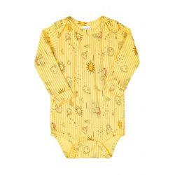 Body niemowlęce żółte 6T39A9 Oferta ważna tylko do 2023-08-19