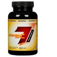 Witaminy i minerały, 7Nutrition Vitamin C 1000 60tab