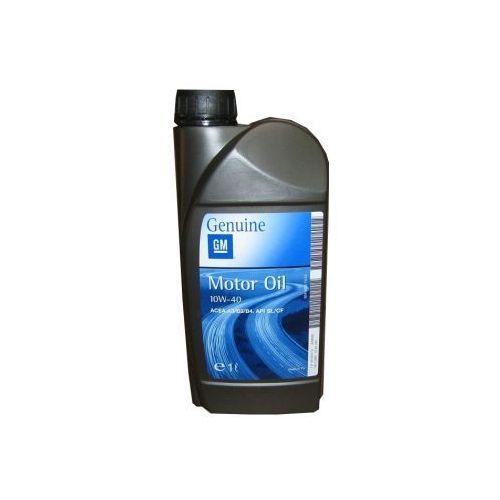 Oleje silnikowe, GM OPEL 10W-40 1 Litr Puszka