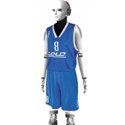 Strój do koszykówki Colo BOSTON SUBLI [NADRUKI GRATIS]