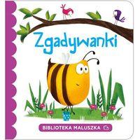 Książki dla dzieci, Biblioteka Maluszka.Zgadywanki (opr. kartonowa)