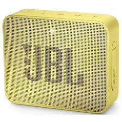 Głośnik mobilny JBL GO 2 Żółty