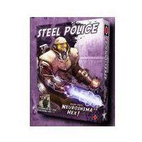 Puzzle, Portal Games Gra Neuroshima Hex 3.0: Stalowa Policja