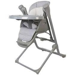 Krzesełko huśtawka Lullaby szare Sun Baby B03.005.1.2