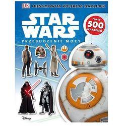 Star Wars Przebudzenie Mocy Wielka kolekcja naklejek - Praca zbiorowa
