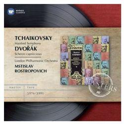 Tchaikovsky: Manfred Symphony & Dvorak: Scherzo - London Philharmonic Orchestra, Mstislav Rostropovich