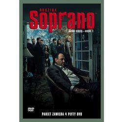 Rodzina soprano, sezon 6. część 1 (4 dvd)