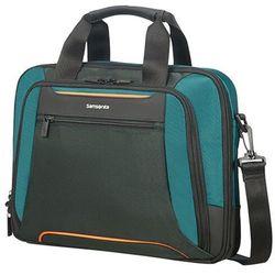 """Samsonite Kleur torba na ramię na laptopa 14"""" / na tablet 10,1"""" / zielona - Green / Dark Green"""