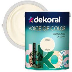 Farba Dekoral Voice of Color kwitnąca magnolia 5 l