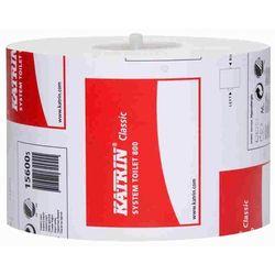 Papier toaletowy Katrin Classic System800 36 szt. 2 warstwy 100 m super biały