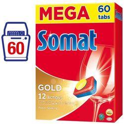 Somat Gold tabletki do zmywarki – 60 szt.