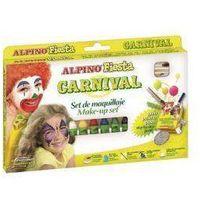Pozostałe artykuły plastyczne, Zestaw do makijażu Fiesta Carnival ALPINO