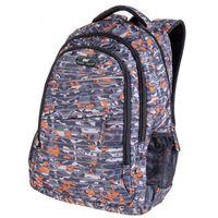 Tornistry i plecaki szkolne, Plecak szkolno-sportowy - Spokey