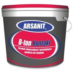 Środek ulepszajacy i gruntujący podłoża do tynków cementowo-wapiennych i gipsowych ARSANIT B-ton Kontakt