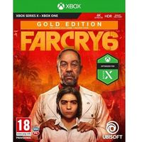 Gry na Xbox One, Gra Xbox One Far Cry 6 Złota Edycja