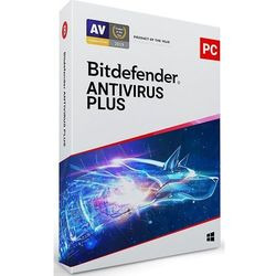 Bitdefender AntiVirus Plus 5PC/3Lata