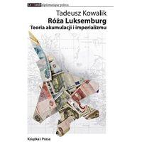 Książki o biznesie i ekonomii, Róża Luksemburg (opr. miękka)