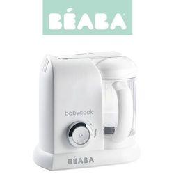 Beaba Parowar + blender BABYCOOK White Silver