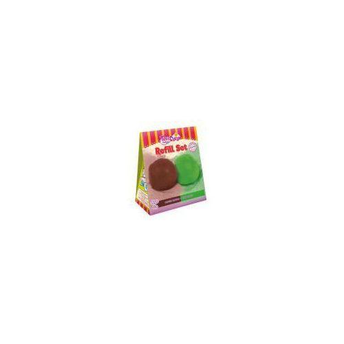Pozostałe zabawki, Zestaw uzupełniający Limonkowa Zieleń Kawowy Brąz