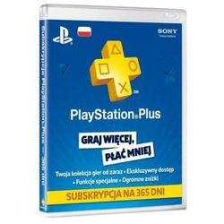 PlayStation Plus subskrypcja na 365 dni