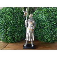 Rzeźby i figurki, RYCERZ Z KRZYŻEM MALTAŃSKIM NA FLADZE VERONESE (WU76302AB)