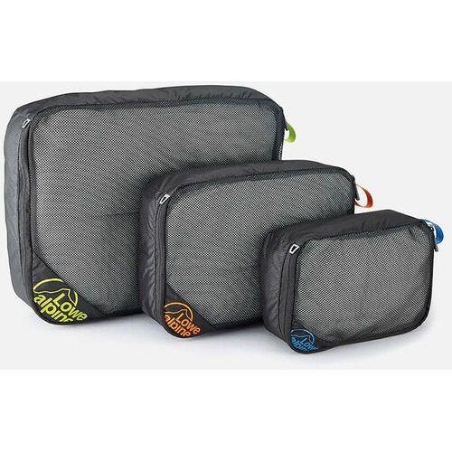 Torby i walizki, Lowe Alpine Torba kostka Small Mężczyźni, anthracite 2020 Organizery podróżne