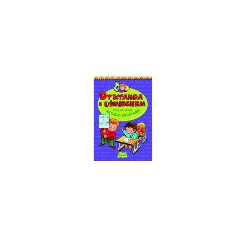 Książki dla dzieci, Dyktanda z uśmiechem kl.6 (opr. broszurowa)