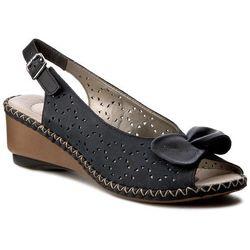Sandały RIEKER - 66178-14 Blue