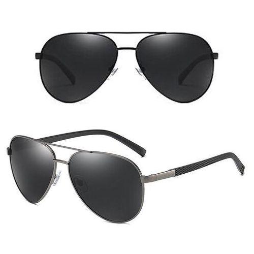 Okulary przeciwsłoneczne, Okulary przeciwsłoneczne męskie polaryzacyjne tr90