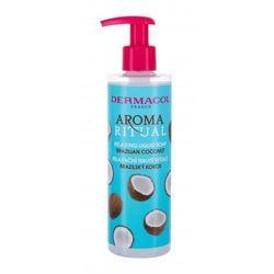 Dermacol Aroma Ritual Brazilian Coconut mydło w płynie 250 ml dla kobiet