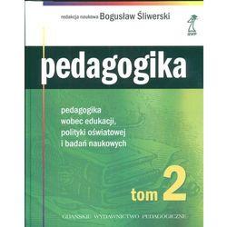 Pedagogika tom 2 (opr. twarda)
