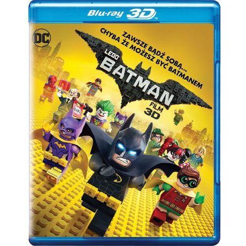 Bajki, LEGO BATMAN: FILM (2BD 3-D)