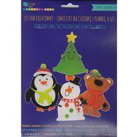 Kreatywne dla dzieci, Zestaw kreatywny - torebki na prezenty z pianki, 2 szt. (KSPI-383)