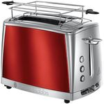 Toster RUSSELL HOBBS 23220-56 Solar Red Luna 2 Slice