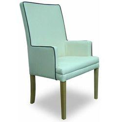 Fotel tapicerowany Toruń Wąski 107 cm