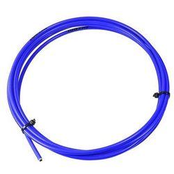 610-22-541_ACC Pancerz przerzutkowy Accent 4 mm - 3 metry niebieski fluo