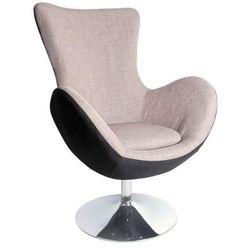 Krzesło Butterfly fotel popiel