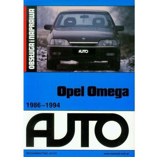 Biblioteka motoryzacji, Opel Omega. Obsługa i naprawa - Auto DARMOWA DOSTAWA KIOSK RUCHU