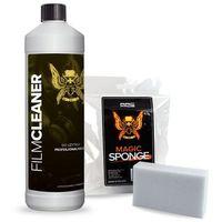 Gąbki samochodowe, Film Cleaner + Magiczna gąbka (zestaw) RRC 1L - Do czyszczenia folii