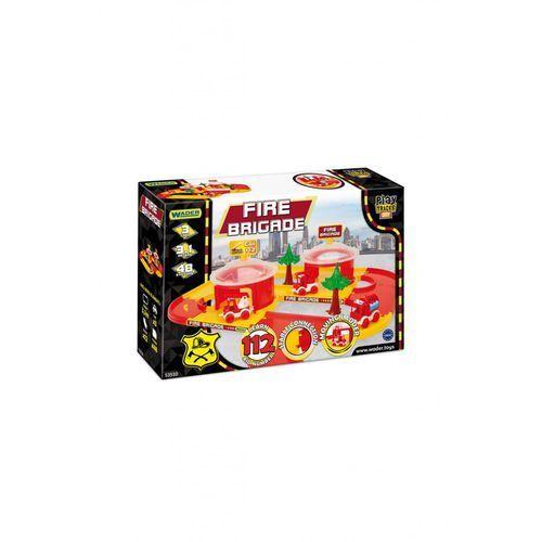 Pozostałe zabawki, Play Tracks City - Straż Pożarna 5Y37BF