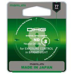 Filtr Marumi DHG ND8 77mm (MND(8)77 DHG) Darmowy odbiór w 20 miastach!